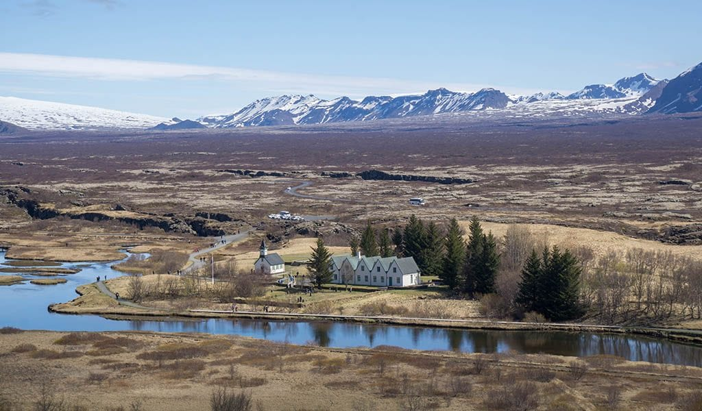 Rondreis IJsland - Thingvellir National Park 4