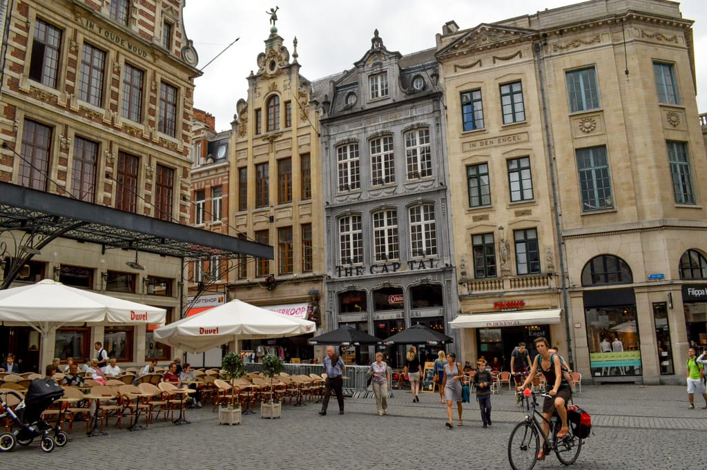 The Capital in Leuven