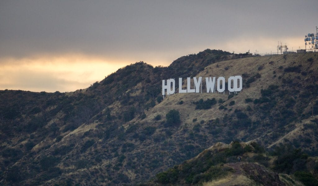Doen in Los Angeles in een dag - Hollywood sign vanaf Griffith
