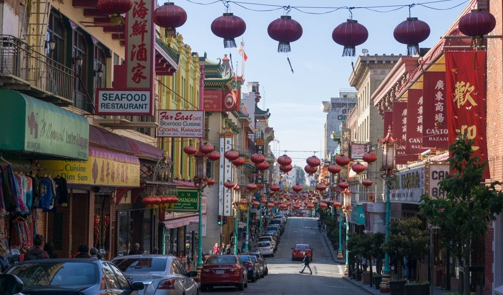 Doen in San Francisco - Chinatown