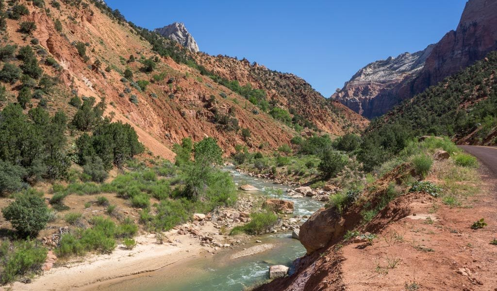 tips zion national park: america the beautiful pass