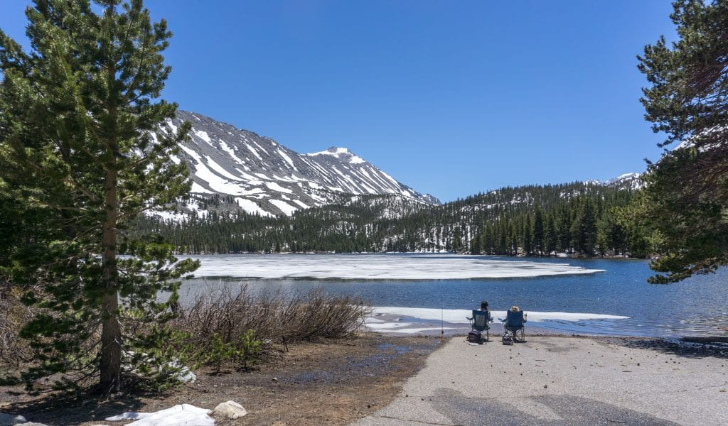 Little Lakes Valley Trail