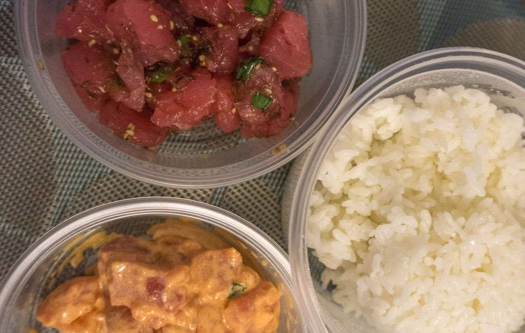 Eten Hawaii - Poke