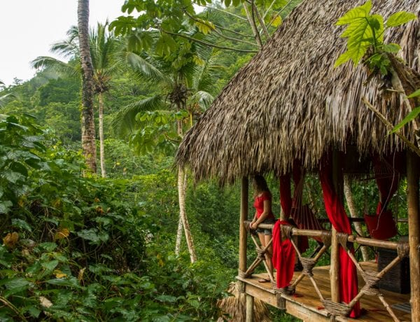 Dominican Treehouse Village